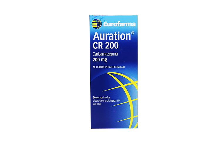 AURATION CR 200 x 20 COMP